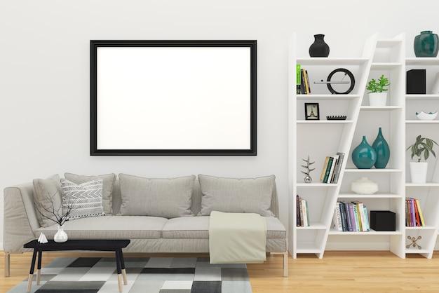 Fotorahmen sofa holz tisch boden wohnzimmer innenraum hintergrund buch fall