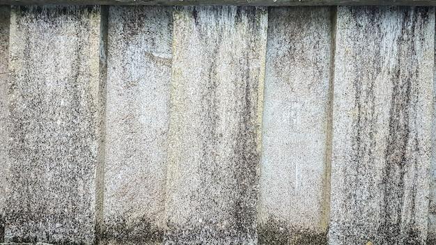 Fragment der mauer der alten steingebäude. foto mit textfreiraum