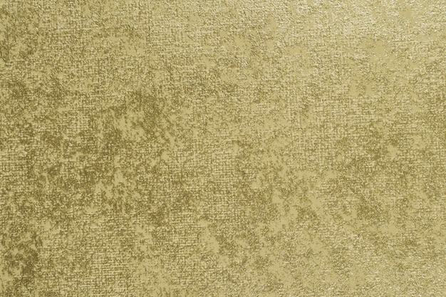 Fragment des bunten retro-wandteppich-textilmusters mit goldbeschaffenheit