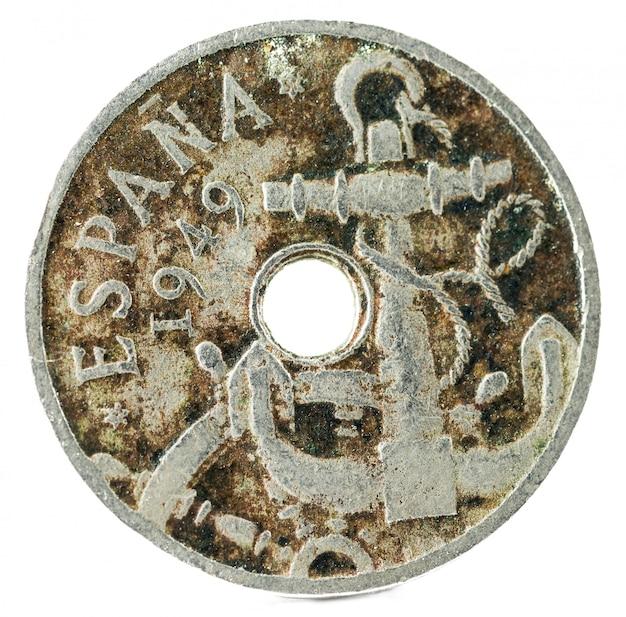 Francisco franco münze