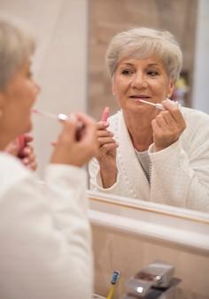 Frauen sind in jedem alter schön
