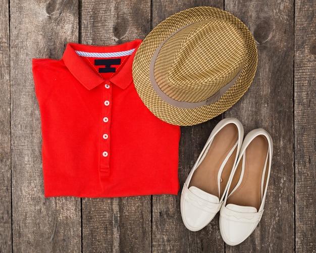 Frauenschuhe und mode-accessoires