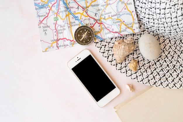 Frauensommerhut für reise
