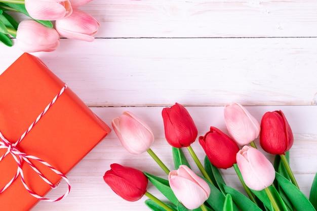 Frauentag, muttertag, valentinstag-konzept