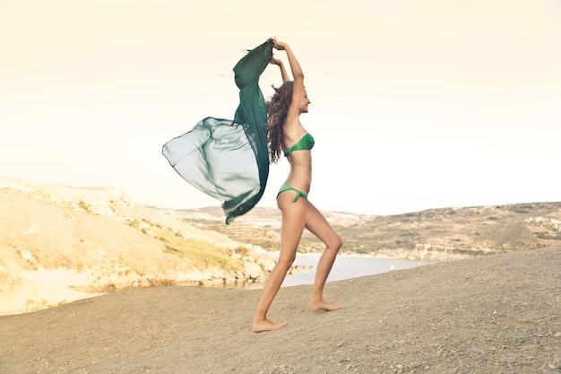 Freiheit im sommer