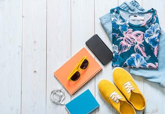 Freizeitkleidung für Herren, Sommerferien