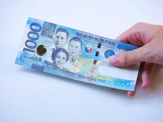 Fremdwährung der philippinen