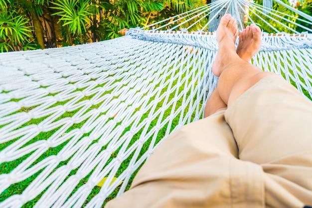 Frisch draußen natur entspannung sonne
