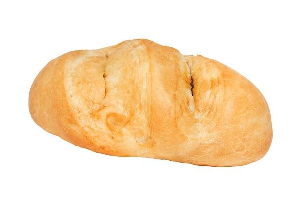 Frisch gebackenes brot mit knuspriger kruste