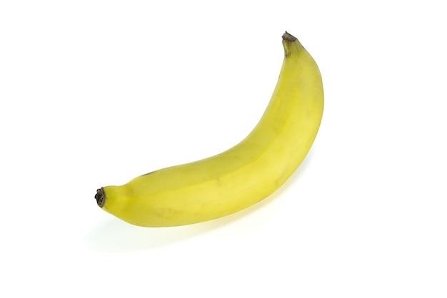 Frische banane isoliert