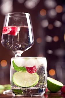 Frische cocktails