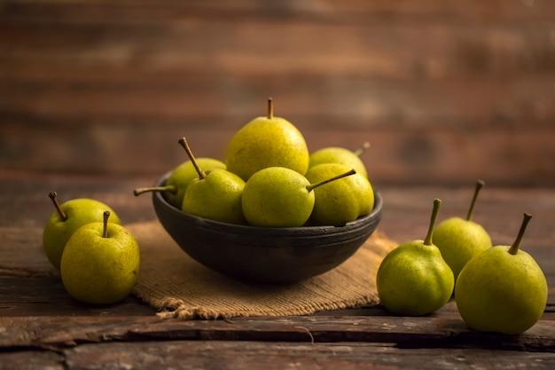 Frische guavenfrucht