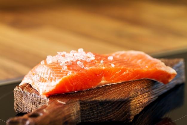 Frische köstliche produkt seafood-dinner