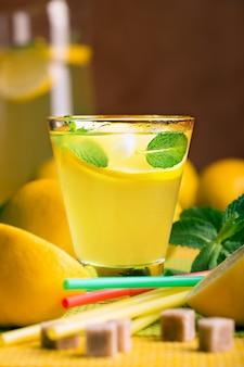 Frische limonade