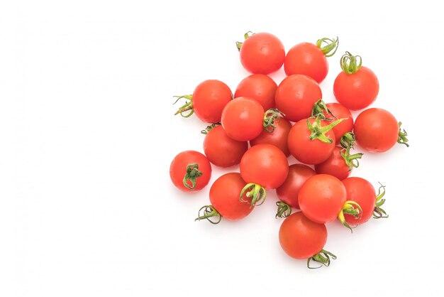 Frische tomaten isoliert