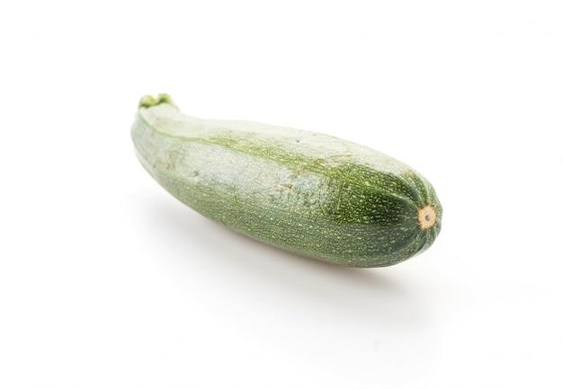 Frische zucchini