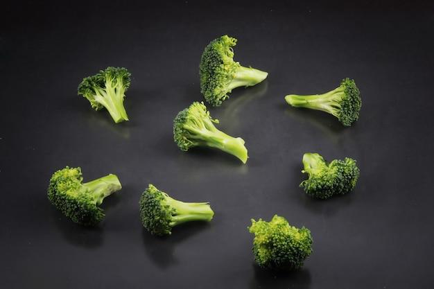Frischer brokkoli
