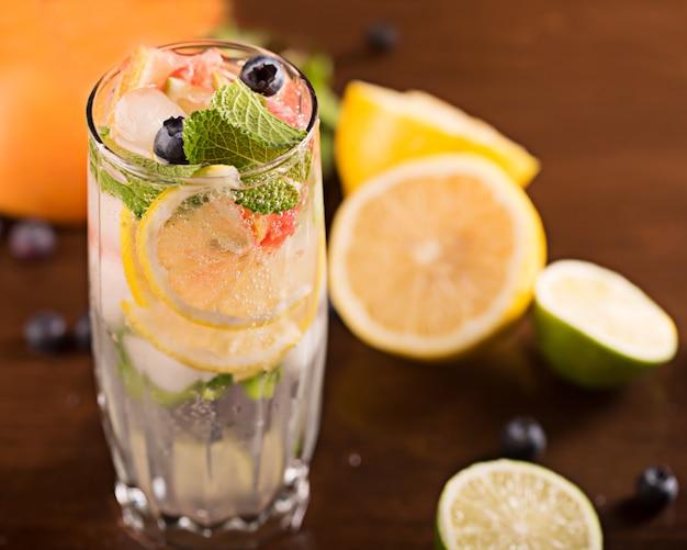 Frischer cocktail