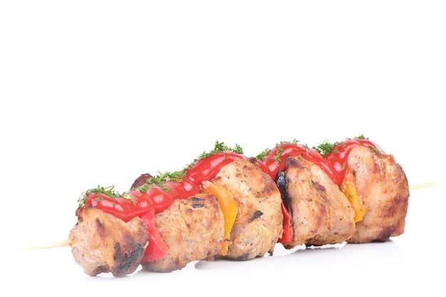 Frischer kebab