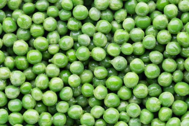 Frisches gefrorenes gemüse öko-lebensmittel, natur.