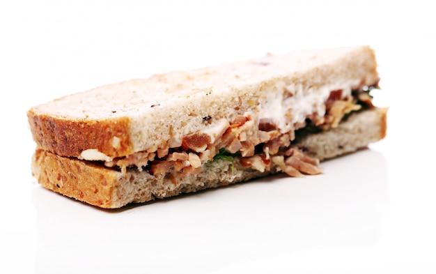 Frisches und leckeres sandwich