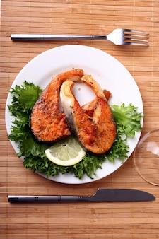Frisches und sehr leckeres essen