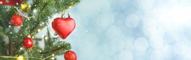Frohe weihnachten und ein gutes neues jahr konzept