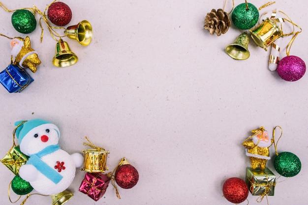 Frohe weihnachten zusammensetzung