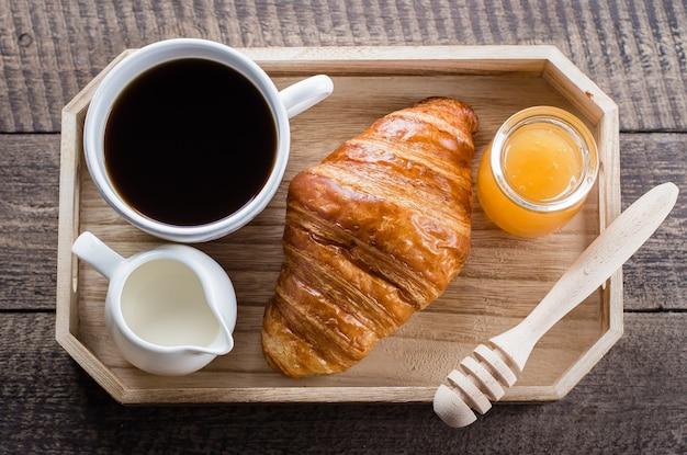 Frühstück konzept