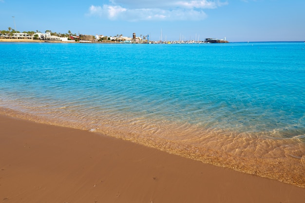 Fuerteventura caleta del fuste kanarische inseln