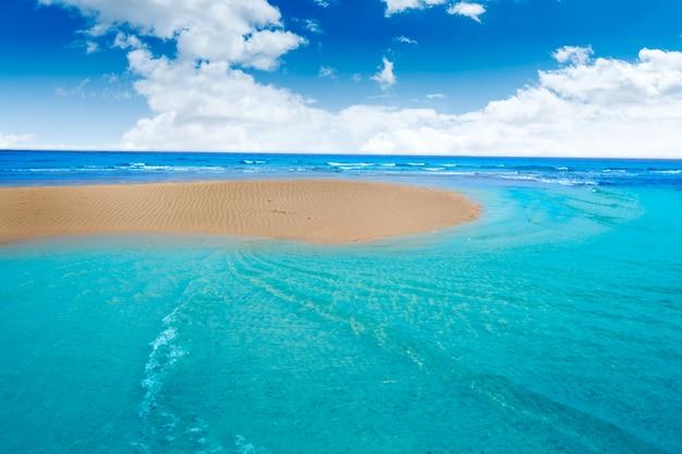 Fuerteventura jandia beach sotavento canary