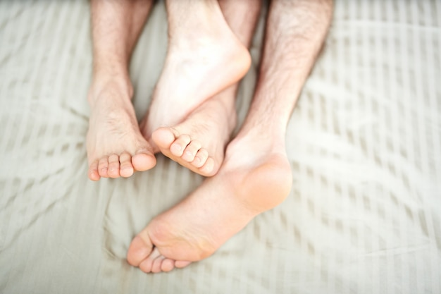 Füße und sohlen