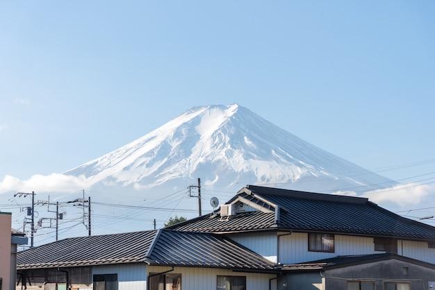 Fujisan (fuji berg)