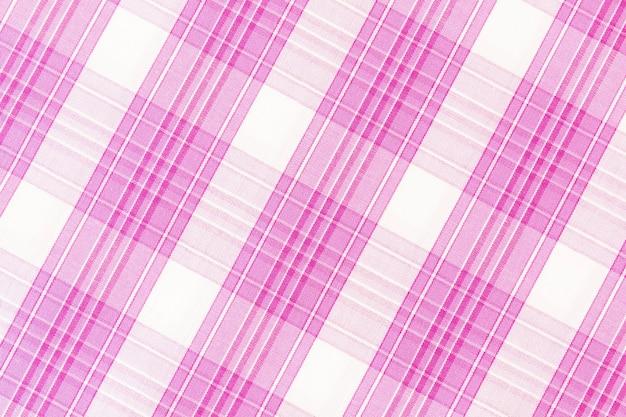 Full-frame von tischdecke textilgewebe