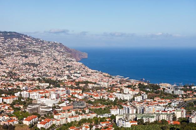 Funchal luftbild