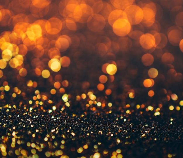 Funkeln beleuchtet schmutzhintergrund, defocused abstrakte twinkly lichter des funkelns und funkeln