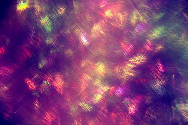 Funkelngoldbokeh colorfull unscharfer abstrakter hintergrund für jahrestag