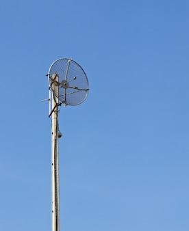 Funkkommunikationsturm