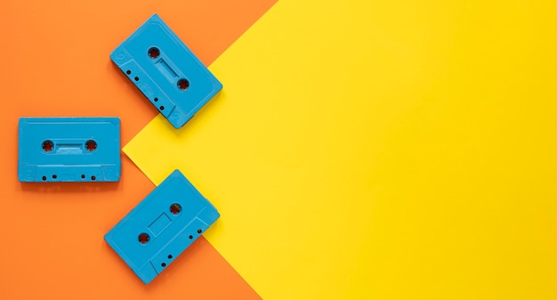 Funkkonzept mit kassettenrahmen