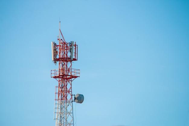 Funksender für kommunikationsantennen