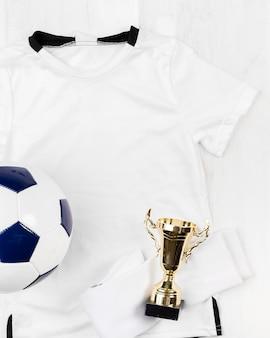 Fußball zusammensetzung