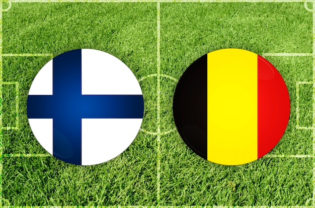 Fußballspiel finnland gegen belgien be