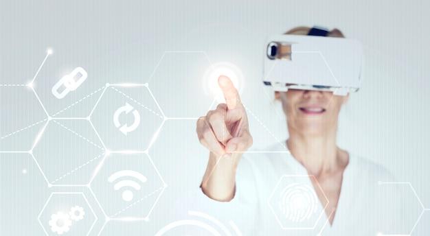 Futuristische technologie