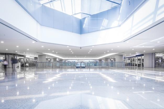 Futuristisches korridor