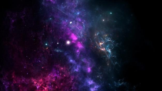Galaxy ein system von millionen oder milliarden von sternen