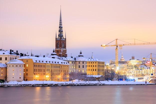 Gamla stan altstadt stockholm