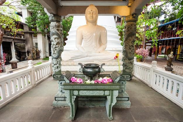 Gangaramaya-tempel in colombo