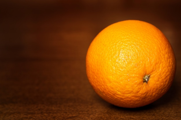 Ganze orange