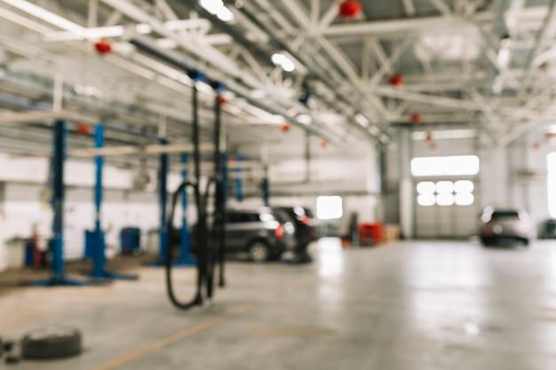Garage hintergrund