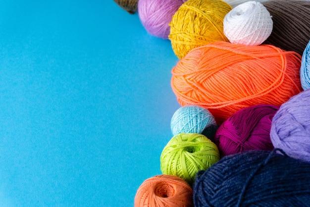 Garn zum häkeln und stricken
